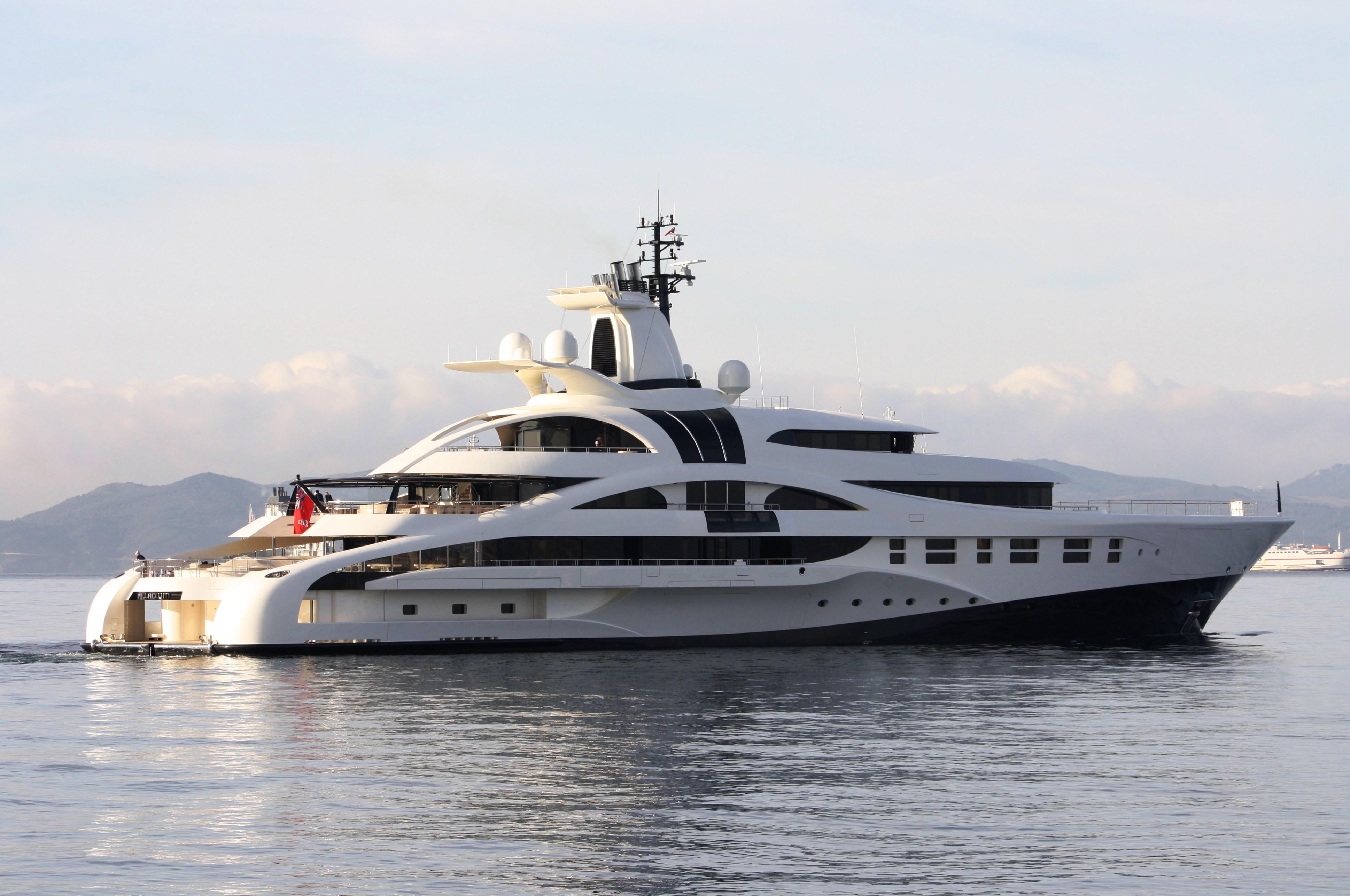 Superyacht-Palladium-in-Gibraltar